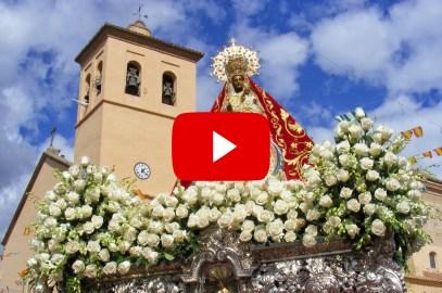 14 de octubre el día grande de nuestra Patrona, Ntra. Madre la Stma. Virgen del Martirio Coronada