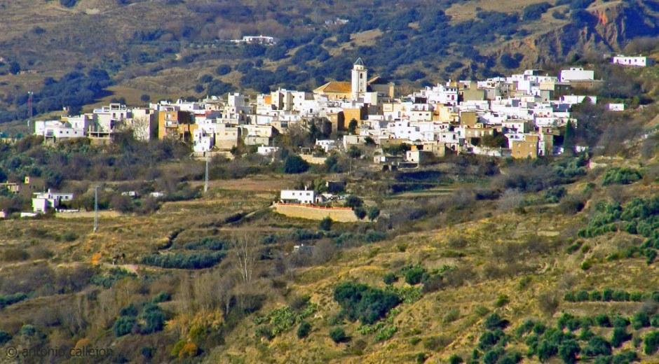 Cáñar - La Alpujarra - Autor: Antonio Callejón Rodríguez