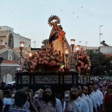 Procesión Virgen del Carmen – Balerma 2017