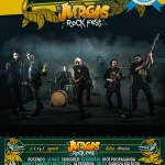 The Juergas Rock Festival - Adra - La Alpujarra - Almería 2017 - Grupo 17