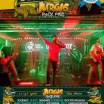 The Juergas Rock Festival - Adra - La Alpujarra - Almería 2017 - Grupo 36