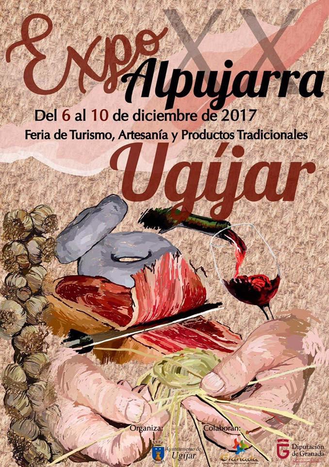 Expoalpujarra XX Aniversario - Ugíjar 2017 - La Alpujarra
