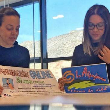Formación Online en La Alpujarra