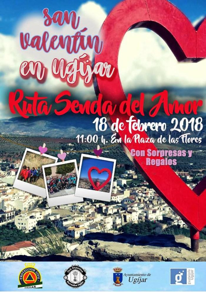 Ruta Senda del Amor en Ugíjar - La Alpujarra
