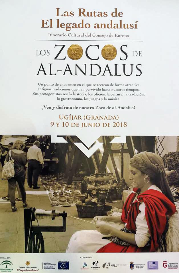 Zocos de Al-Ándalus en Ugíjar - La Alpujarra