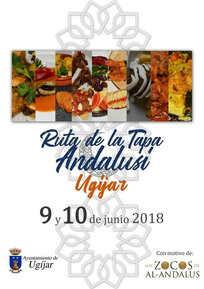Ruta de la tapa Andalusí - Ugíjar - La Alpujarra