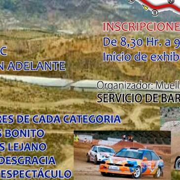 VIII Exhibición Circuito Ciudad de Ugíjar – Capital de La Alpujarra