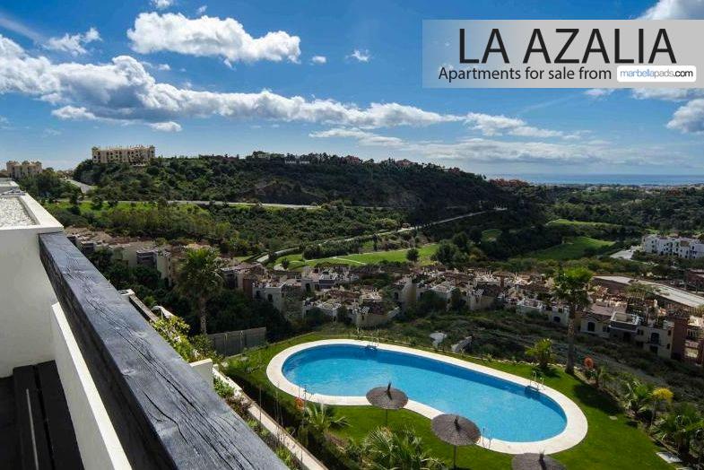 La Azalia views