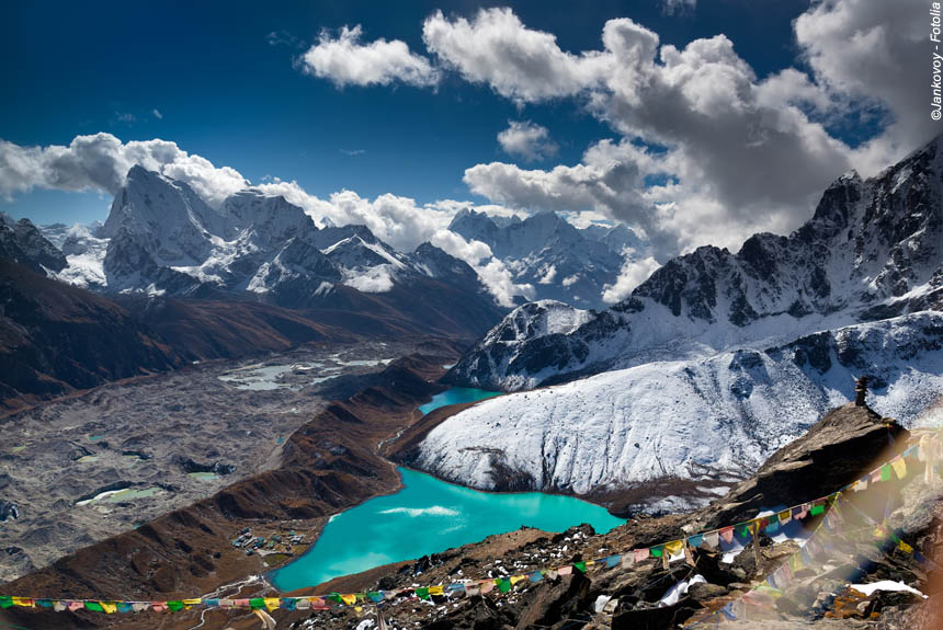 Himalaya Hd Wallpaper Trek Gokyo Kala Pattar Everest N 233 Pal