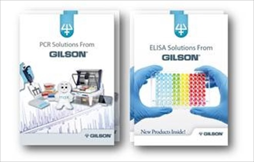 Download Gilson\u0027s new PCR and ELISA Brochures - Laboratory News from