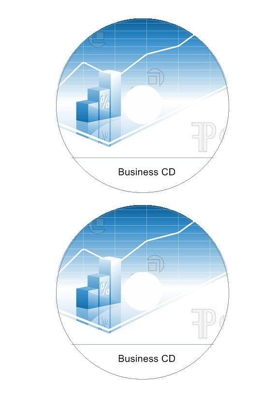 CD Label Template download free - cd label templates