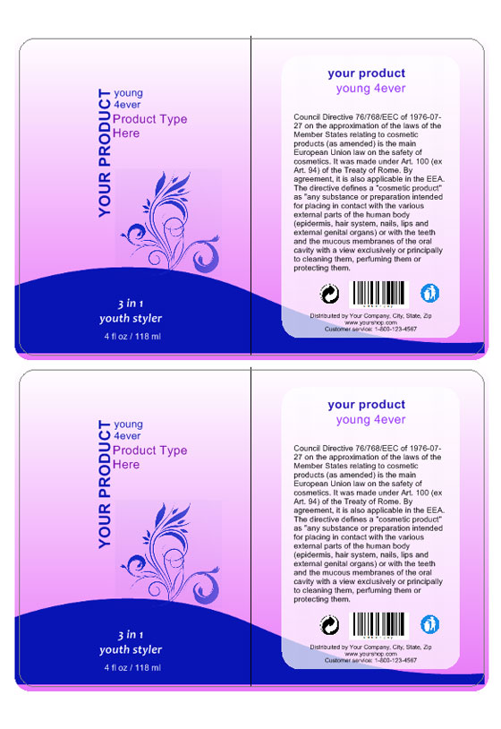Cosmetic Label Template Create Cosmetic Labeling - Labeljoy - ingredient label template