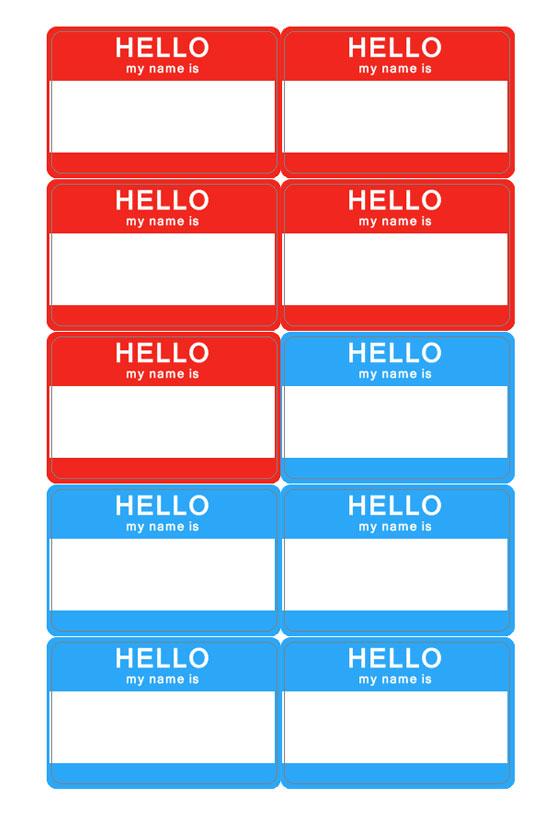 name templates
