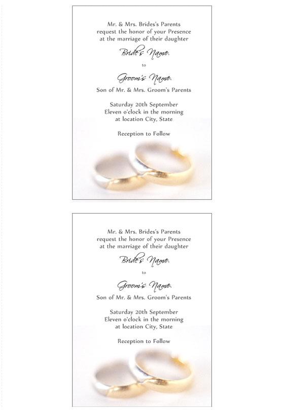 Etiquetas de invitación a Bodas gratis Plantillas de Labeljoy - plantillas para invitaciones gratis