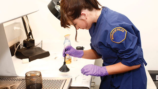 Number of Women a Problem in STEM? Not So in Forensics Lab Manager