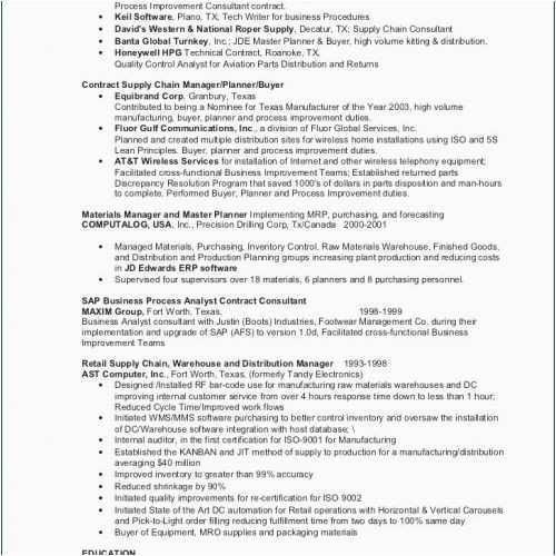 modele de cv pour analyst credit