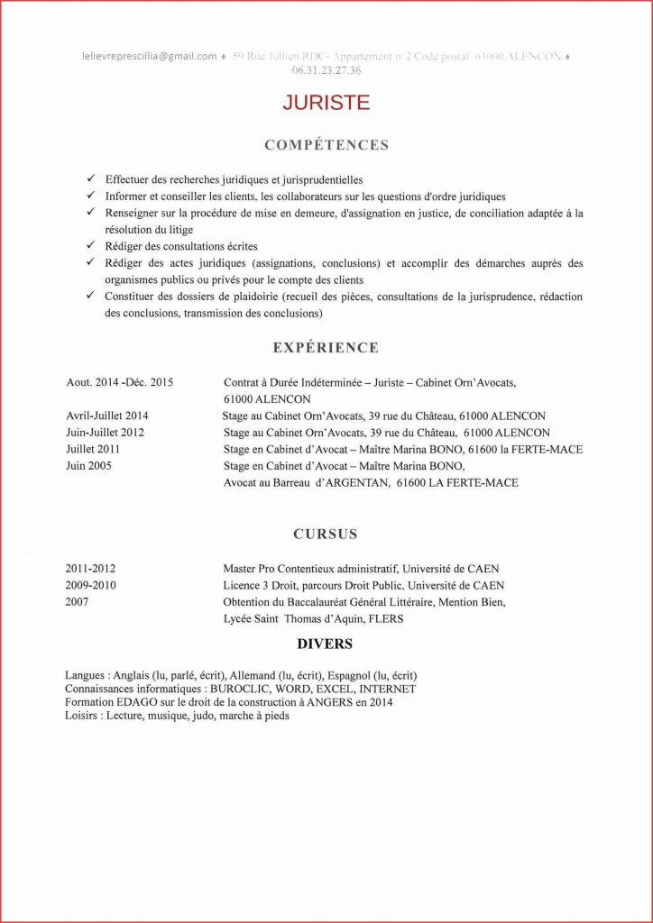 centre d interet cv expert comptable