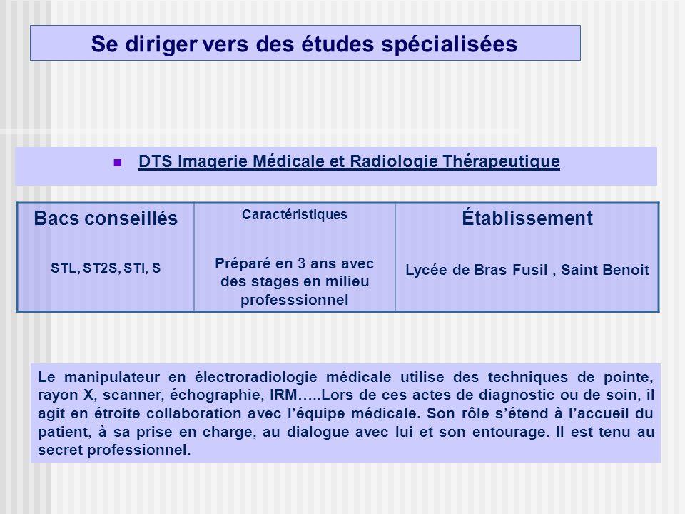 cv manipulateur en radiologie