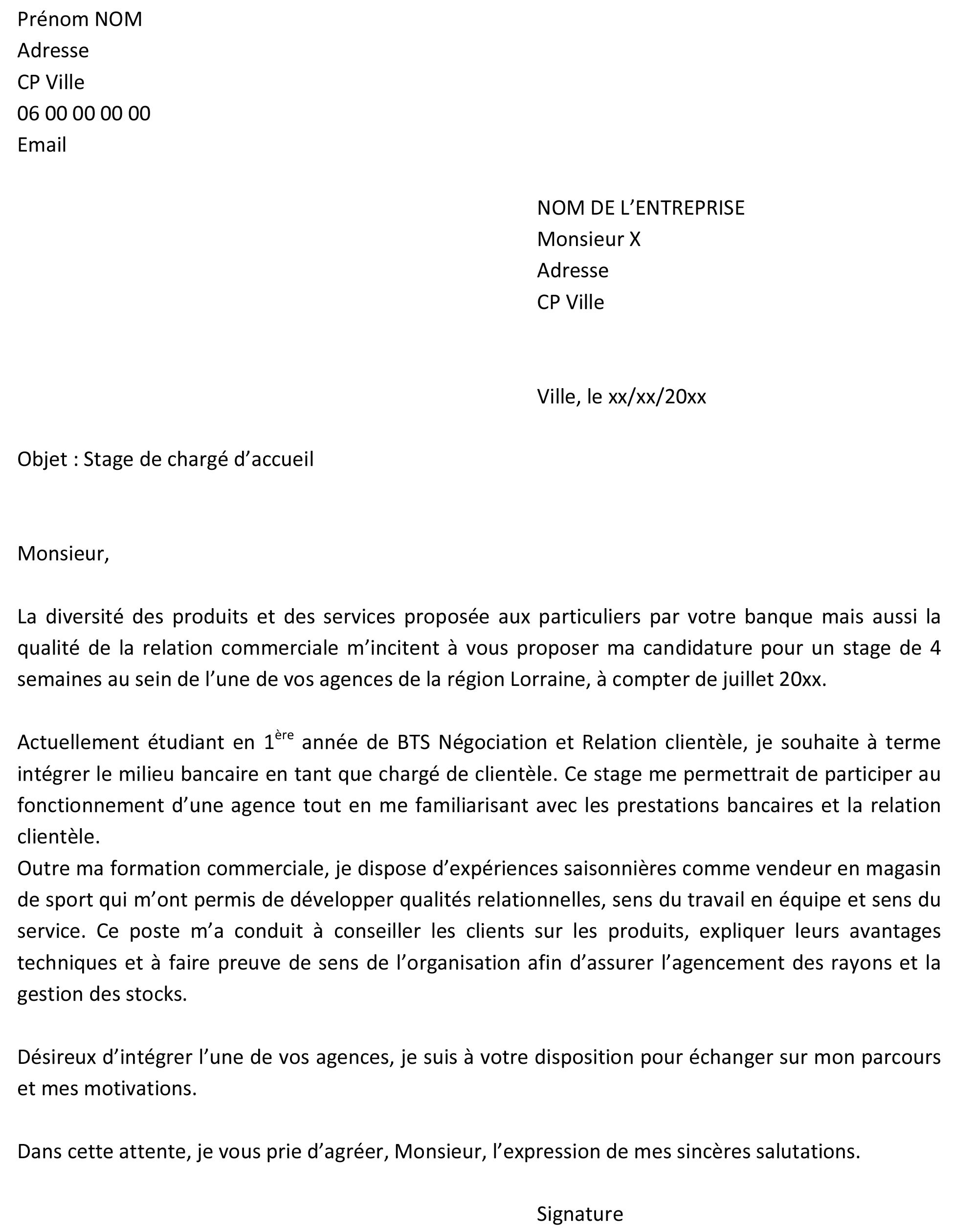 lettre motivation cv technicien usinage