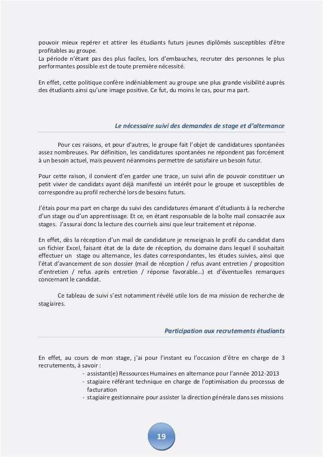 image lettre motivation secretaire administrative hopital lettre de presentation