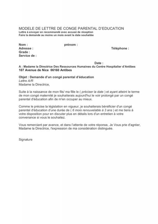 annee sabbatique cv exemple