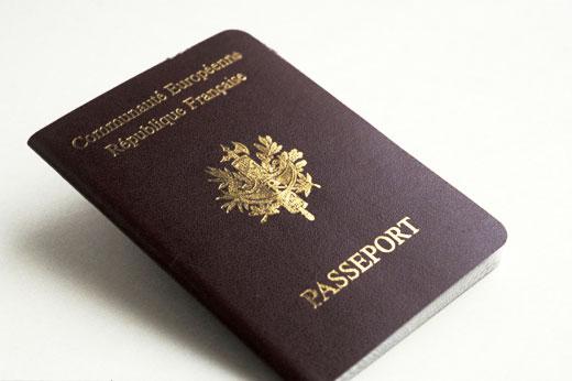 cv passeport