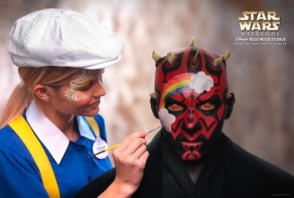 star wars disney parc attraction 02 Star Wars à Disneyland