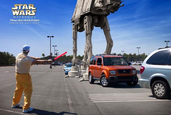 star wars disney parc attraction 03 Star Wars à Disneyland