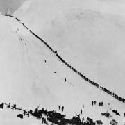[Mystère n°177] Le col Chilkoot durant la ruée vers l'or du Klondike