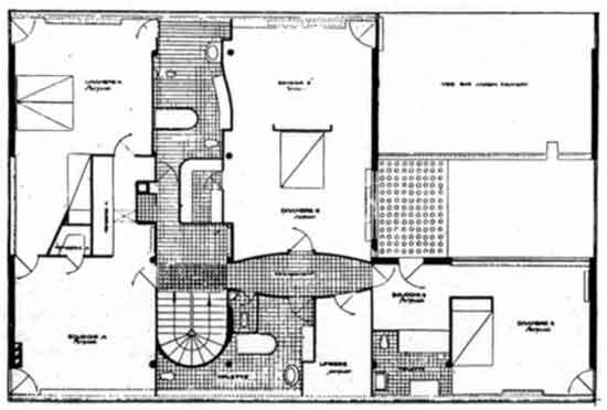 Villa Schwob, Le Chaux-de-Fonds, 1916 Architecture Pinterest - plan architecturale de maison