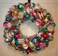 Vintage Christmas Decorations | Wreaths | La Boutique Vintage