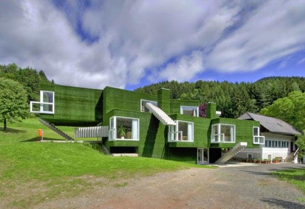 Escher house 1