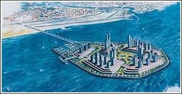 Israel estudia ampliar territorio islas artificiales