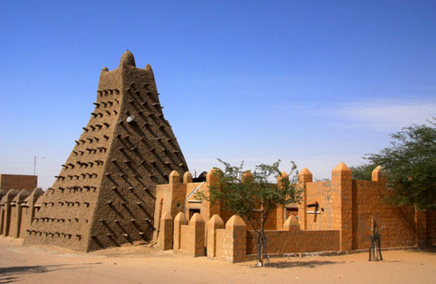 Monumentos Tombuctú peligro