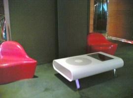 Con ustedes…el iPod Table