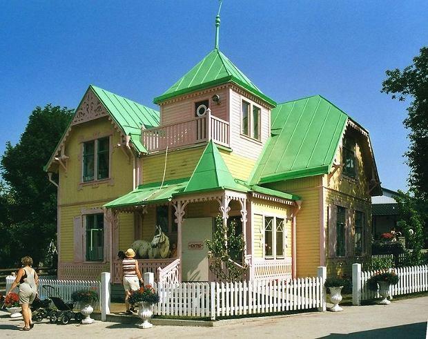 Villa Villekulla casa Pippi Calzaslargas