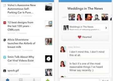 La red social Potluck llega al iPhone