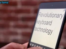 Fleksy, para crear mensajes, tuits y emails rápidos sin mirar el teclado