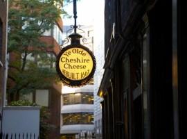 Diez pubs de Londres con nombres peculiares