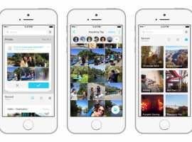 Facebook crea una nueva app para compartir fotos privadamente