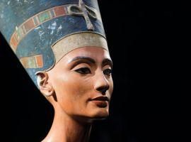 Nefertiti podría estar enterrada en la tumba de Tutankamón