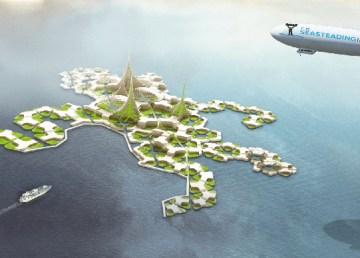 Concurso proyectos ciudades flotantes