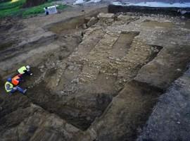 Descubierto un gran anfiteatro romano en Volterra, el más importante hallado en el último siglo