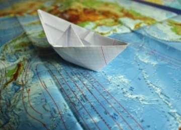 Acceso al mar / foto Shutterstock