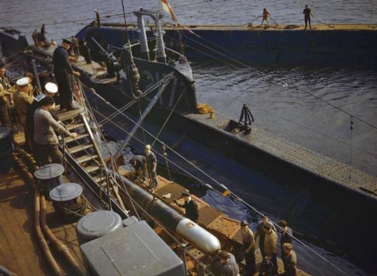 Encuentran pecio submarino britanico desaparecido II Guerra Mundial