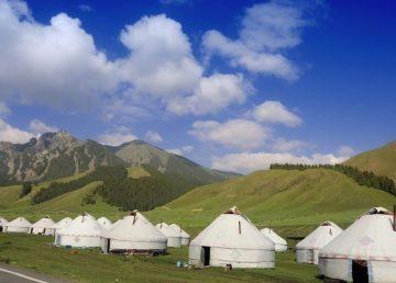 Nómadas en Mongolia / foto Shutterstock