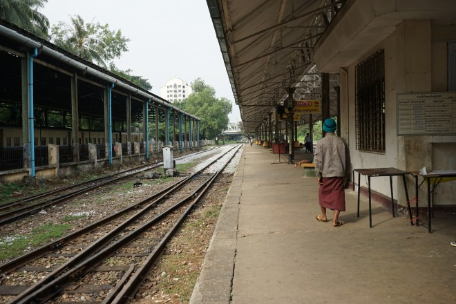 Yangoun - Birmanie