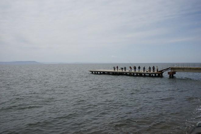 la jetée, Vladivostok - Russie