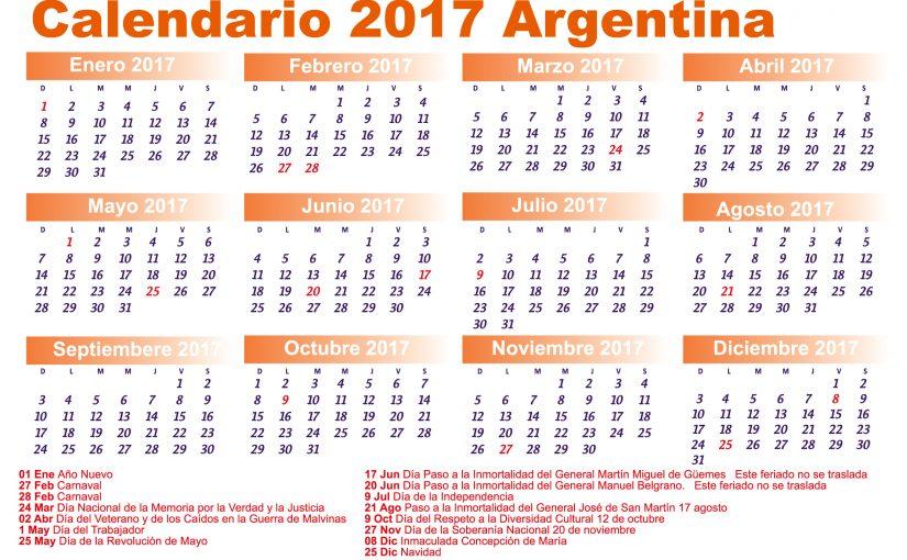 CALENDARIO DE FERIADOS ADMINISTRATIVOS Y BANCARIOS - La Cámara de