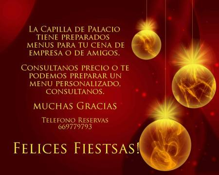 Cenas Navidad 2014